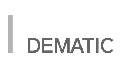 Logo of client DEMATIC