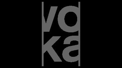 Logo of client VOKA